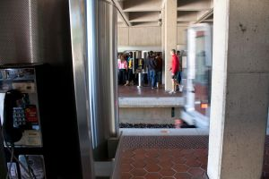 Metro at Falls Church- Before by mysoulvacation