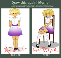 Do it again meme! by 4EverBecause