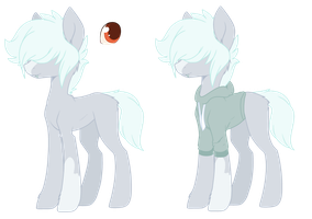 Frost Bite Reference. by xSketchieDreams
