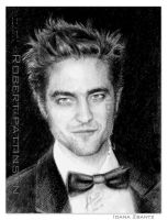 Robert Pattinson nr 1 by LilDevilAriel
