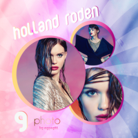Holland Roden Photoshoot by NiklausAysegulSS