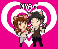 SNK OC -NYA~!- by haro-x-tales