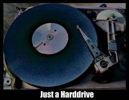 Just a Harddrive by d4rkf