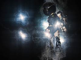 Tom 2.0 wallpaper by AztroDesigns