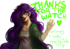 Thank You For The Watch Picture 3 by MyEmeraldTears