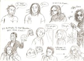 Doodles from my trip 2 by Seal-of-Metatron