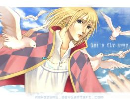 HAURU - let's fly away by Nekozumi