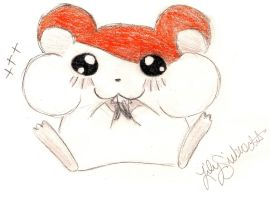 Hamtaro! by Aria-Melodie