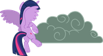 Whats a raincloud doing here? by porygon2z