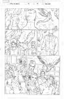 Xmen pencil pages 04 by amilcar-pinna