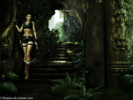Tomb Raider Lara Croft 13 by typeATS