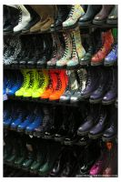 Camden Boots by bupo