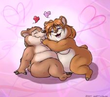 Bear Snugs by scottc
