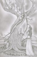 Dryad by away-with-the-fae