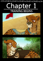 Chapter 1 - Training Begins by CCDooMo
