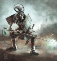 Wasteland Marauder by Smolin