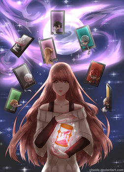[Mystic Messenger] Space and Time by Chesle