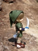 Little Adventurer Link by Possessed-Puppet