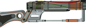Aer-14 Prototype (Leo-Rifle) (Project Horizons) by Vector-Brony