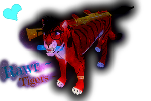 Tigers - Signature by IzziTheEpic19