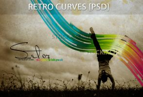 RETRO CURVES PSD by SET07