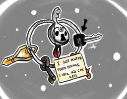 ~Klefki Shaming~ by Kota-ken