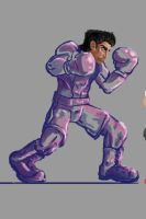 New ID WIP - Little Mac update 2 by aFluffyGangster