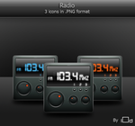Radio Icons by i0d