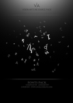 Font pack by Anshartist