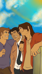 Team Free Will Under The Sun by DrSnipersMagic
