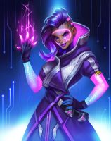 Sombra by angelicaalieva