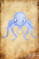 An Octopus by vicioussuspicious