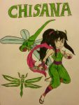 SOAR: Chisana Tonbo (revamped) by dcb2art