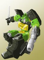 Transformers Springer by Soundwave8899