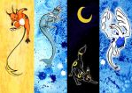 Bookmarks by Paperiapina