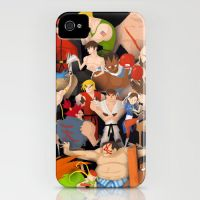 iPhone Case Street Fighter 2 by peerro