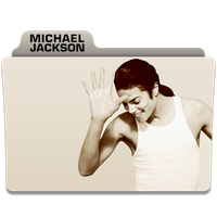 Michael Jackson folder icon by Kliesen