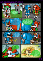 Cheesecake Please page 23 by Trifong
