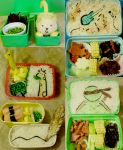 Quick Bentos - January Collage by mindfire3927