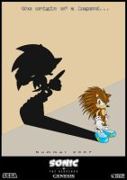 Sonic:Genesis - Teaser Poster by TheStiv