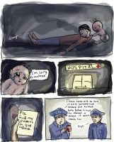 Comic Quick 1- Abandonment by danzr4ever