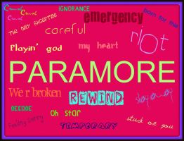 PARAMORE IS MY LIFE by LoveMusicAnimes