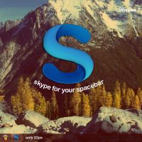 Skype Icon Spacebar by Schulerr