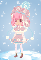 Strawberry's Winter Outfit by Tara012