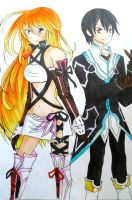Tales of Xillia by shinymudkips