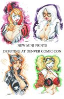 New Markers Minis by rantz