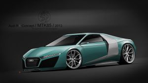 Audi RX Concept by MTK85