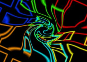 Twisting abstract Squares by Conrete-Angel
