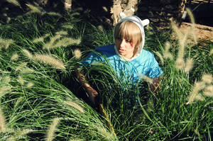 Adventure Time | The Grass...it Touches Places by a-nouki