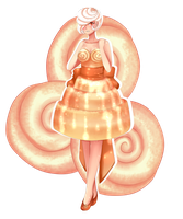 Cinnamon Roll by Tmis